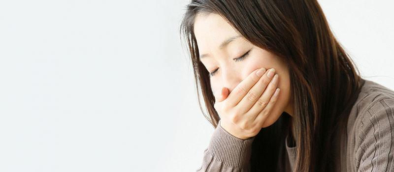 気持ち悪い…つわりや食欲不振を改善する