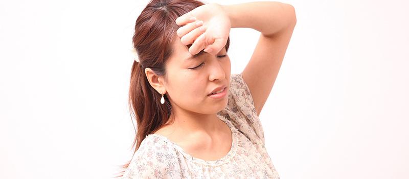 疲れが抜けない…頭痛…動悸…慢性的な身体の不調を改善!