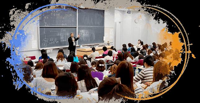 大学薬学部の漢方講義の常勤講師